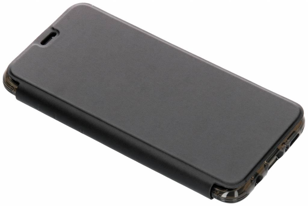 Zwarte Survivor Clear Wallet voor de Samsung Galaxy S9 Plus