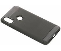 Grijs Brushed TPU case Xiaomi Redmi S2