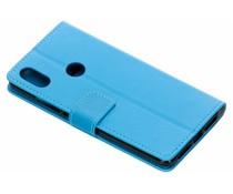 Blauw TPU Bookcase Xiaomi Redmi S2