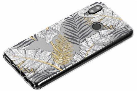 Huawei Nova 3 hoesje - Design Backcover voor Huawei
