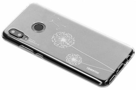 Design Backcover voor Huawei Nova 3 - Paardenbloem