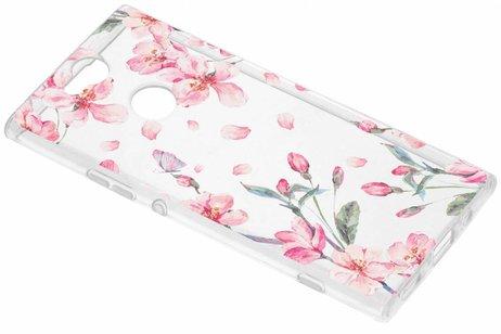 Sony Xperia XA2 Plus hoesje - Design Backcover voor Sony