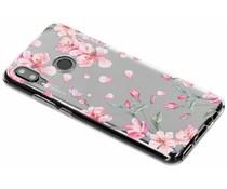 Bloesem TPU hoesje Huawei Nova 3