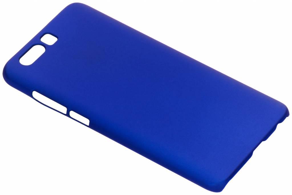 Effen Backcover voor Honor 9 - Blauw
