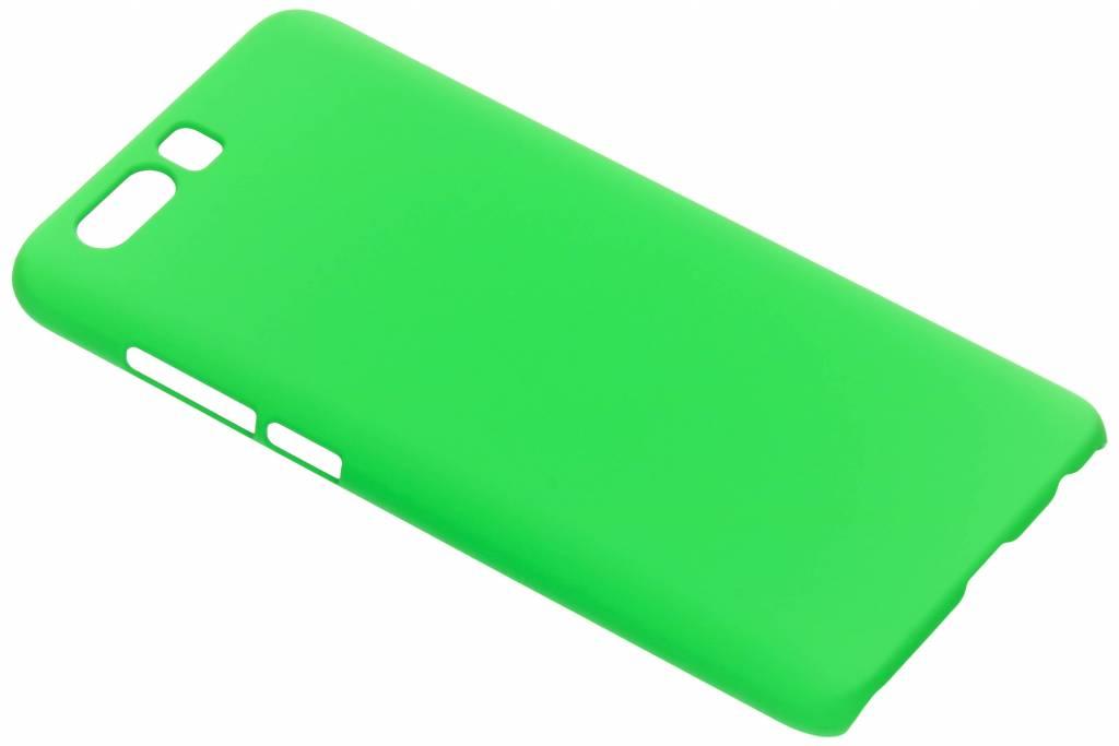 Groen effen hardcase hoesje voor de Honor 9