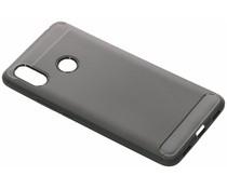Grijs Brushed TPU case Xiaomi Mi Max 3