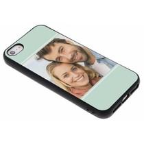 Ontwerp je eigen iPhone 5 / 5s /  SE gel hoesje - Zwart