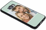 Ontwerp uw eigen Samsung Galaxy S8 gel hoesje - Zwart