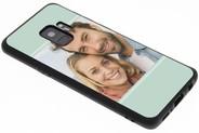 Ontwerp uw eigen Samsung Galaxy S9 gel hoesje - Zwart