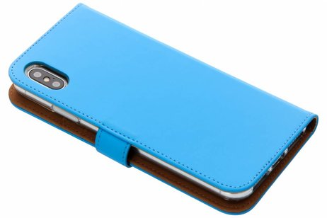 iPhone Xs Max hoesje - Selencia Luxe Softcase Booktype