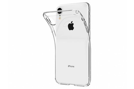 iPhone Xr hoesje - Spigen Liquid Crystal Backcover