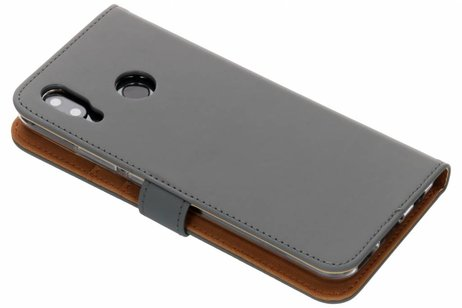Huawei Nova 3 hoesje - Selencia Luxe Softcase Booktype