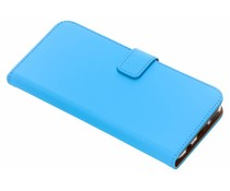 Selencia Blauw Luxe TPU Book Case Huawei Nova 3