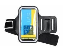 Zwart sportarmband Samsung Galaxy J6