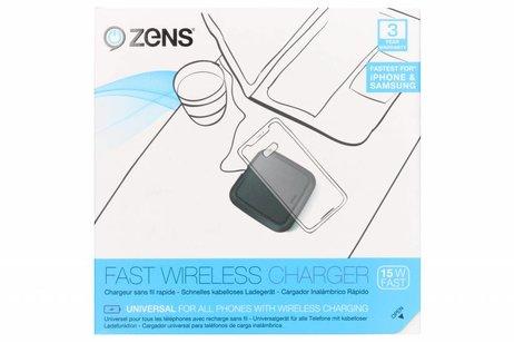 Zens Single Ultra Fast Wireless Charger 15W