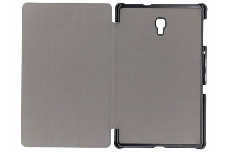 Design Hardcase Bookcase voor Samsung Galaxy Tab A 10.5 (2018) - Don't Touch