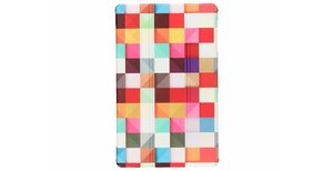 Design Hardcase Bookcase Samsung Galaxy Tab A 10.5 (2018)