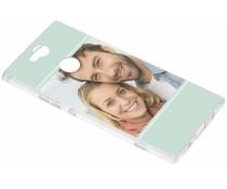 Ontwerp uw eigen Sony Xperia XA2 Plus gel hoesje