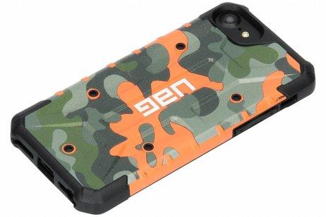 UAG Pathfinder Backcover voor iPhone 8 / 7 / 6s / 6 - Oranje