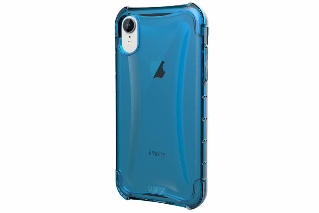 UAG Blauwe Plyo Hard Case voor de iPhone Xr