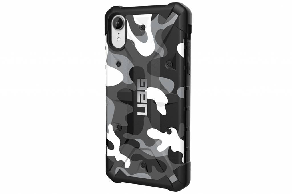 UAG Camouflage Witte Pathfinder Case voor de iPhone Xr
