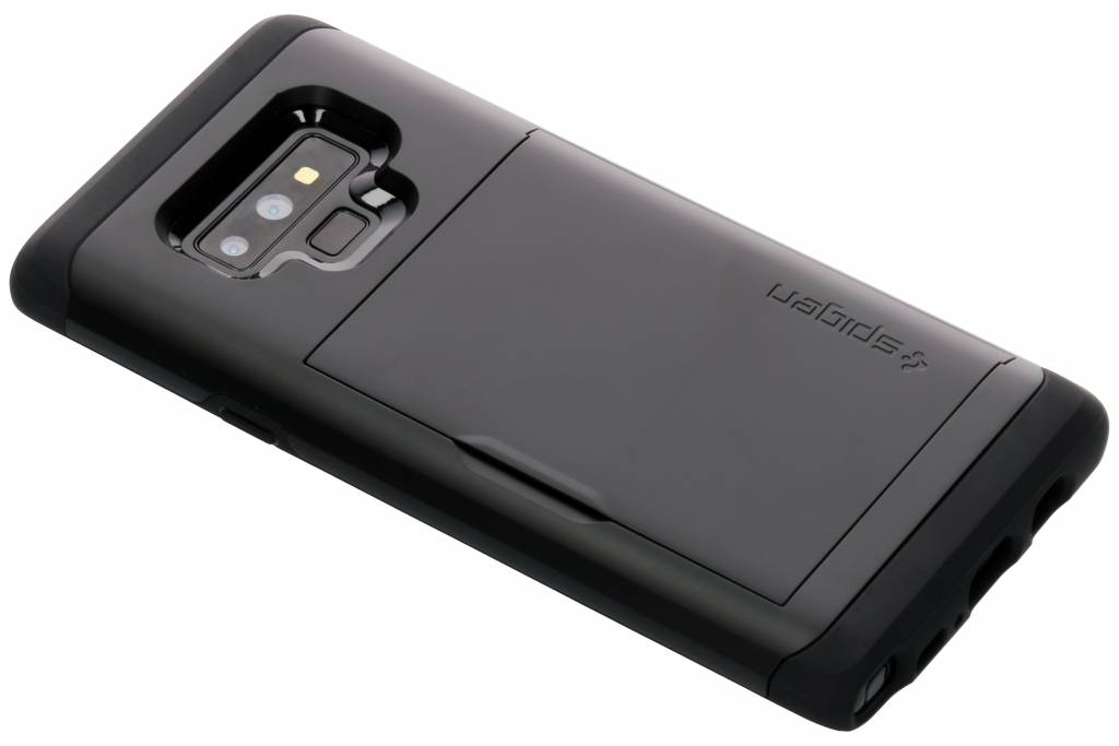 quality design ceb58 a3245 Spigen Slim Armor Case Samsung Galaxy Note 9