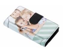 Ontwerp uw eigen iPhone 5 / 5s / SE luxe portemonnee hoes