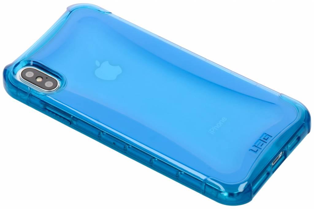 UAG Blauwe Plyo Hard Case voor de iPhone Xs Max