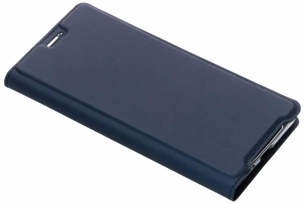 Dux Ducis Blauwe Slim TPU Booklet voor de Sony Xperia XZ3