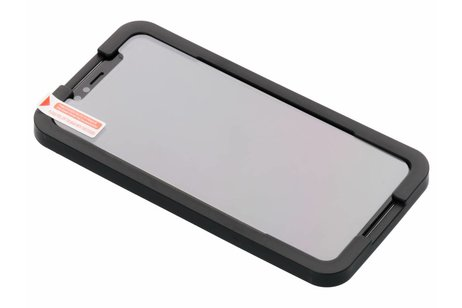 THOR Case-Fit Screenprotector + Easy Apply Frame voor iPhone Xr