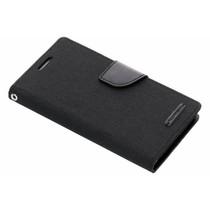 Mercury Goospery Canvas Diary Booktype Sony Xperia Z5