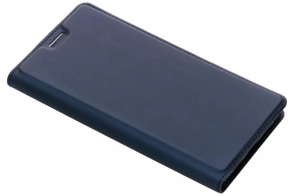 Dux Ducis Blauwe Slim TPU Booklet voor de Xiaomi Mi 8 SE