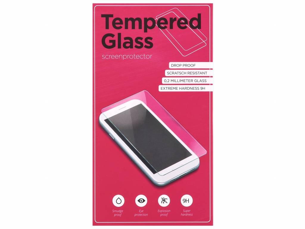 Gehard glas screenprotector Huawei P20 Lite