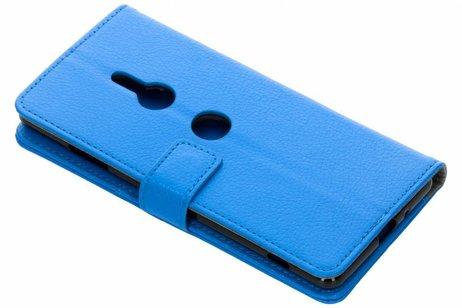Sony Xperia XZ3 hoesje - Basic Booktype voor Sony
