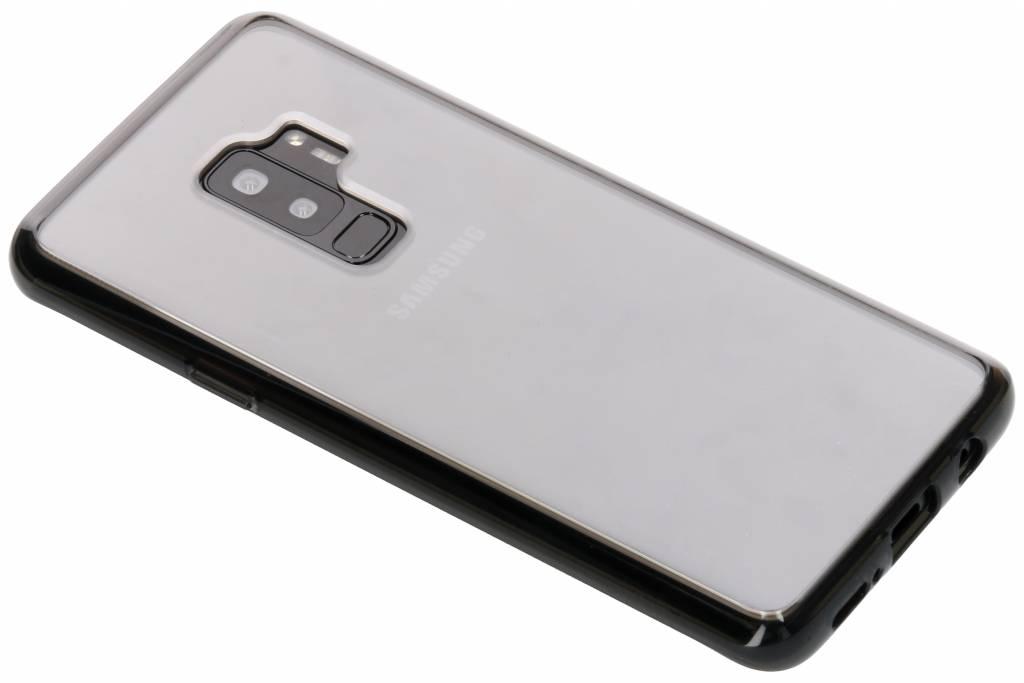 Zwarte Fusion Case voor de Samsung Galaxy S9 Plus