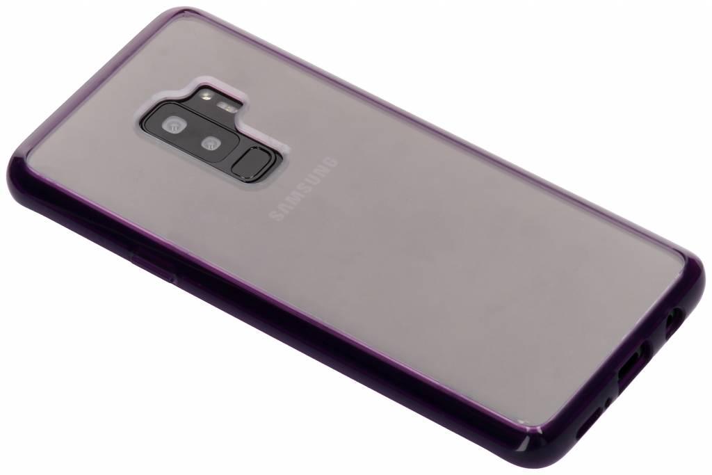 Paarse Fusion Case voor de Samsung Galaxy S9 Plus