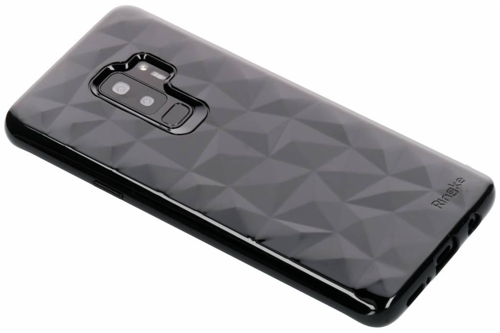 Zwarte Air Prism Case voor de Samsung Galaxy S9 Plus