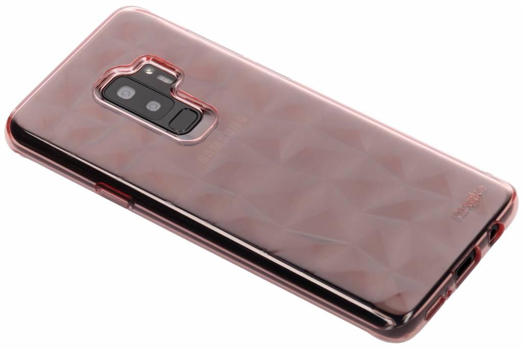 Rosé Gouden Air Prism Case voor de Samsung Galaxy S9 Plus