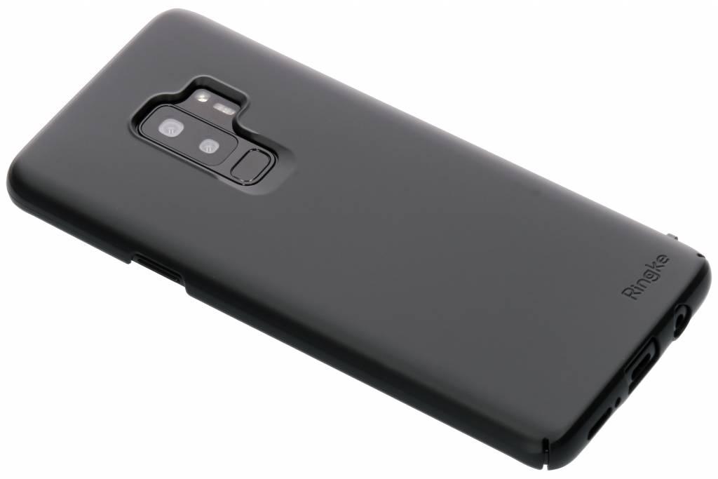 Zwarte Slim Case voor de Samsung Galaxy S9 Plus