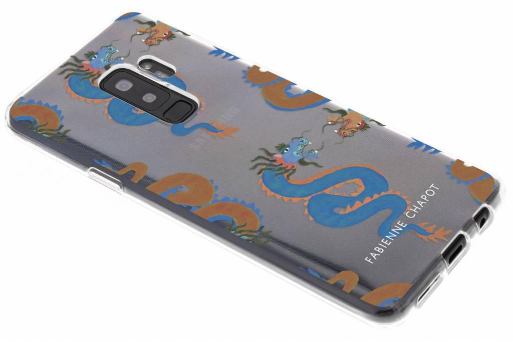 Dragon Roll Softcase voor de Samsung Galaxy S9 Plus