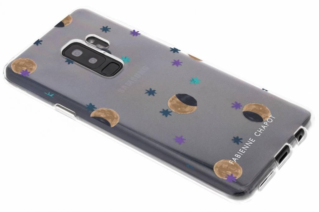 Over The Moon Softcase voor de Samsung Galaxy S9 Plus