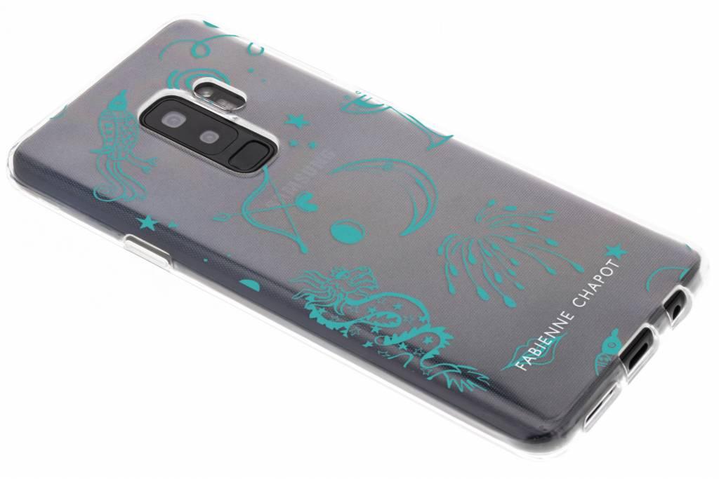 Paris By Night Softcase voor de Samsung Galaxy S9 Plus