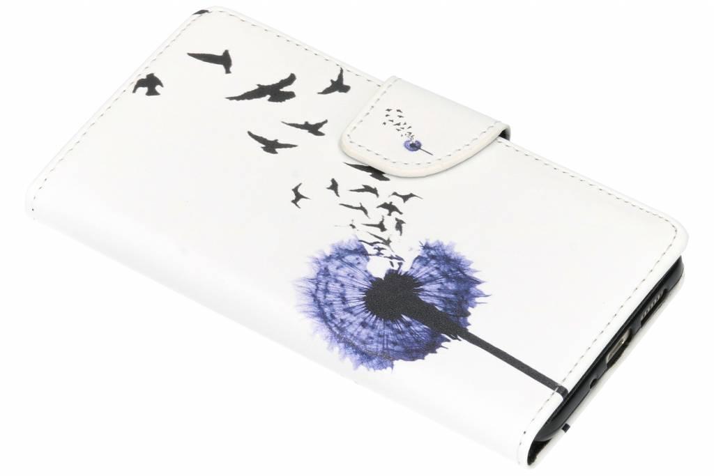 Design Softcase Booktype voor Huawei P10 Lite