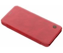 Nillkin Rood Qin Leather slim booktype Xiaomi Pocophone F1