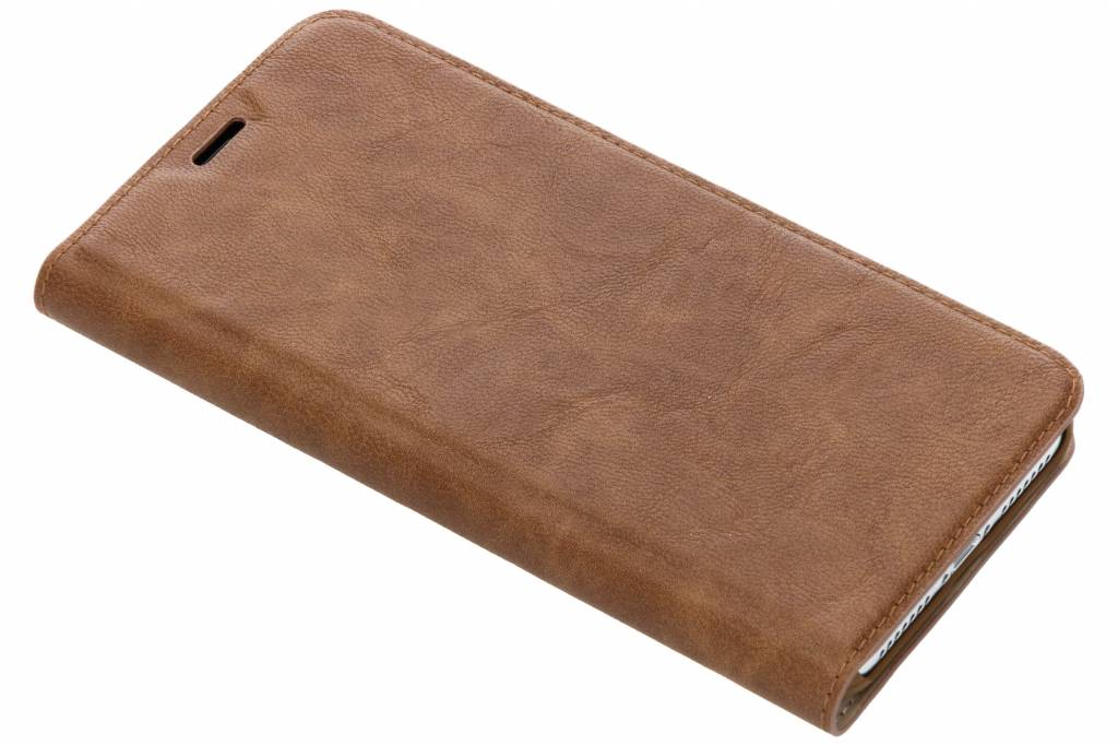 Hama Bruine Guard Booklet Case voor de iPhone Xs Max