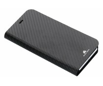 Black Rock Zwart Flex Carbon Booklet Case iPhone Xr