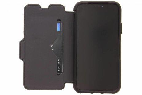 OtterBox Strada Booktype voor iPhone X / Xs - Zwart