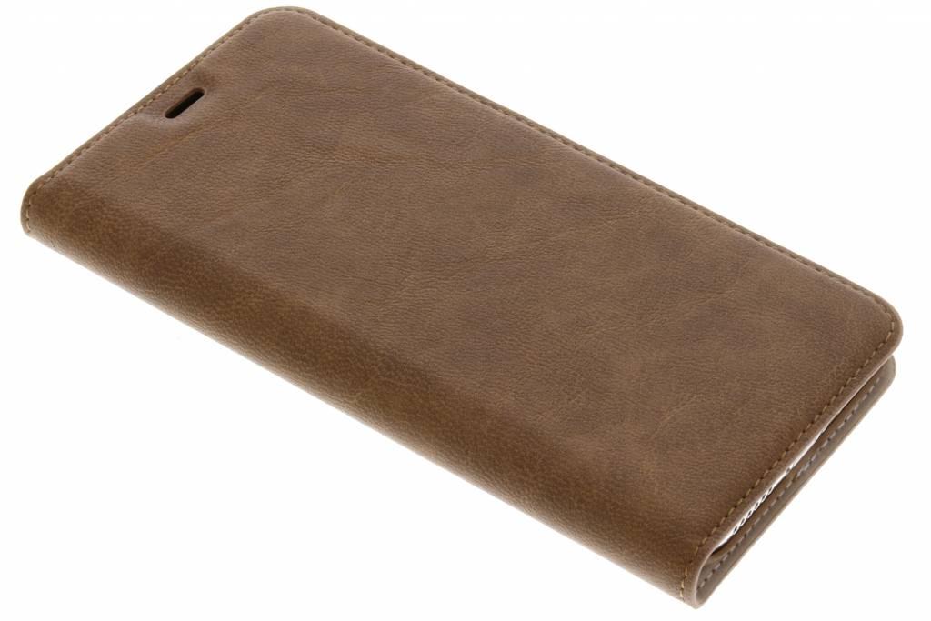 Hama Bruine Guard Booklet Case voor de iPhone Xs / X