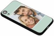 Ontwerp uw eigen iPhone Xr gel hoesje - Zwart