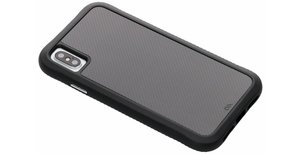 Case-Mate Carbon Fiber Backcover iPhone Xs Max
